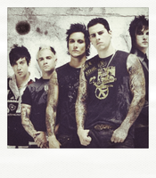 Avenged Sevenfold Memory by EscapedSacrifice