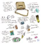 what's in my bag MEME by cabepfir