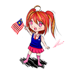 Malaysia! by ChensArts-3008