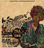 are you experienced? - poster by amelliott