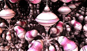 pink turning bulbs by Andrea1981G