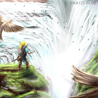 Breath of the Wild by KatzeBlue