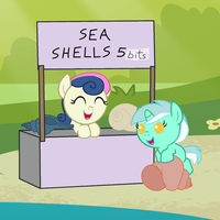 Sea Shells, But Who's Buying? by Beavernator