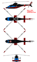 bell 430 Umbrella Corporation by bagera3005