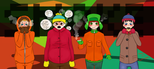 Only in South Park by nianyanii