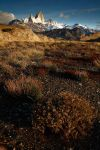 A Morning With The Fitz Roy by ZeSly