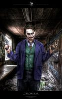 The Comedian by pepelepew251