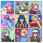 ssb4 wintertime fun by akairiot