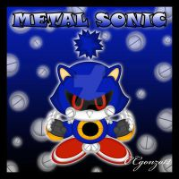 Metal Sonic Chao by CCgonzo12