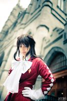 Alice - Pandora Hearts -  1 by alucardleashed