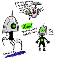 Alan Is Awesome by immessedup