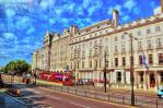 Hydepark London in HDR PP by sweetslasher