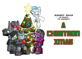 a CHIBITRON Xmas pg1 of 7 by shumworld