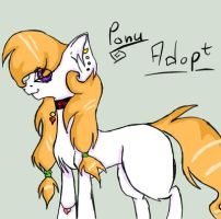Pony Adopt (Closed) by Patrycja0110