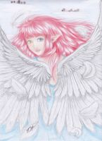Competitions Work: Angel of Sky by Lanieme