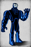 Apocalypse Redesign by payno0