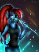 Undyne by Terezas474747