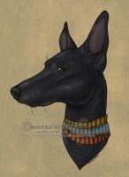 .:Anubis:. by Hatter2theHare