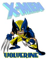 Wolverine Solo by 5000WATTS