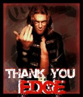Thank You Edge by Chantal9