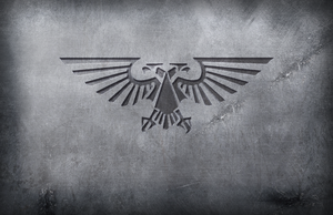 Warhammer Aquila Wallpaper by crypticspider