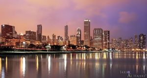 Chicago, City by the Lake by tariqphoto