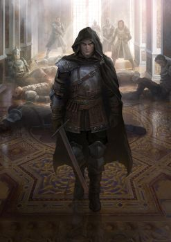 Assassin by shenfeic