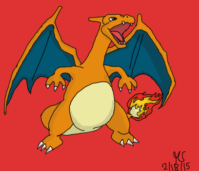Charizard by ThatCharizardGuy