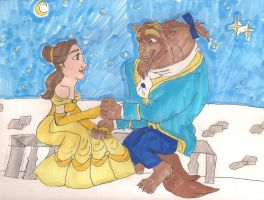 Beauty and the Beast by Bellawho1