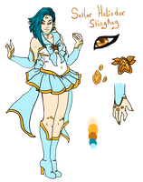 Sailor Heliodor Stingray by crazy-peach-adopt