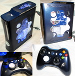Princess Luna Custom Xbox 360 by Nightowl3090