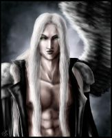 Heavenly Sephiroth by Destinyfall
