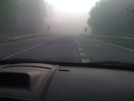 Going to....Silent Hill? by Kaiser-969