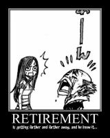 FT - Retirement by TonyCocchi