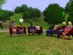 Survivor Fan Characters Going Sims by punx193