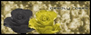 Deadly roses sig by g8x