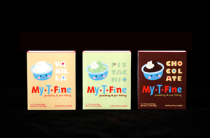 My-T-Fine Pudding Packaging by wynningdesigns