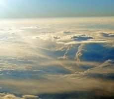 Above the clouds 2 by BiancaEnache