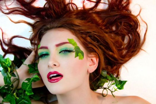 Poison Ivy by CatRoPo