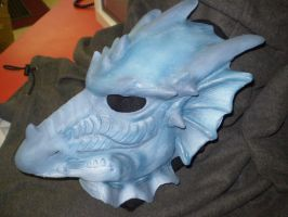 Dragon Mask by MortalMagus