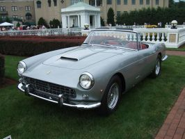 1962 Ferrari 250GT Cabriolet Series II Pininfarina by Aya-Wavedancer