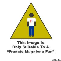 For Francis M.'s Fans Only by shintalz