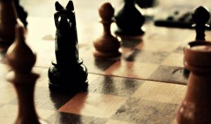 chess by RayScream