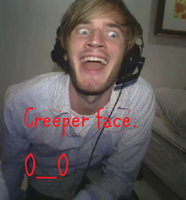Pewdiepie Screenshot by Anushka16