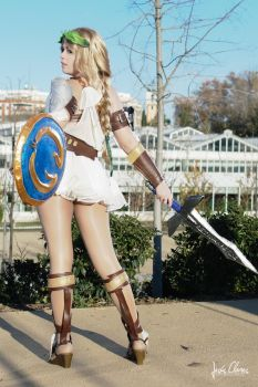Sophitia - I won't give up hope by sumyuna