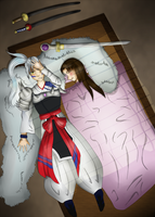 Inuyasha - I. Hate. Mornings. by Neocco