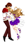 PC: Euria and Lucien by SRealms