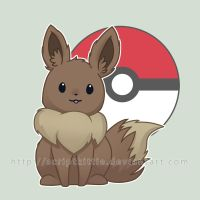 Eevee by scriptKittie