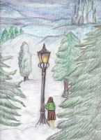 Narnia: the beginning of a journey by LedyPotter97