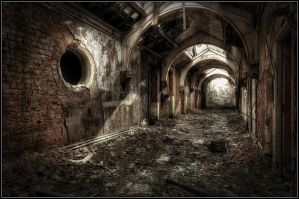 Arches in the Asylum by UKGh0sT